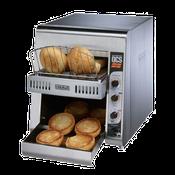 Star-Holman QCS2-600H  Conveyor Toaster - Star-Holman