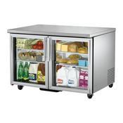 True TUC-48G Undercounter Refrigerator - Undercounter Refrigerators