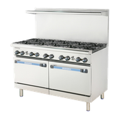 "Turbo Air TAR-10 60"" Radiance Restaurant Range - Restaurant Ranges"