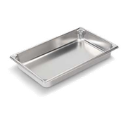 "Vollrath Super V Full Size, 2-1/2""D Pan - Full Size Steam Table Pans"