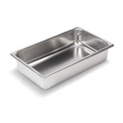 "Vollrath Super V Full Size, 4""D Pan - Full Size Steam Table Pans"