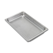 Vollrath 30043 Super Pan V Perforated Pan - Full Size Steam Table Pans
