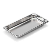 "Vollrath Super V 1/3 Size, 1-1/4""D Pan - Third Size Steam Table Pans"