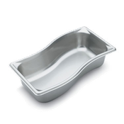 Vollrath 3100321 Super Pan Super Shape Wild Pan-Third Inner - Third Size Steam Table Pans