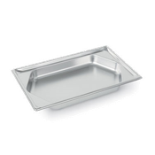 Vollrath 3101220 Super Pan Super Shape Full Size Hexagon Pan - Full Size Steam Table Pans