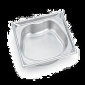 Vollrath 3102120 Super Pan Super Shape Half Size Kidney Pan - Vollrath Steam Table Pans