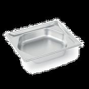 Vollrath 3102220 Super Pan Super Shape Half Size Hexagon Pan - Vollrath Steam Table Pans