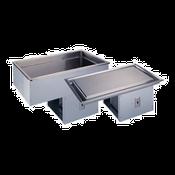 Vollrath 36428 Frost Top Drop-In - Vollrath Steam Tables
