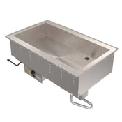 Vollrath 36502 Bain Marie Hot Drop-In - Vollrath Steam Tables