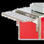 Vollrath 37524-2 V-Rib Tray Slide - Vollrath Mobile Serving Equipment