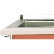 Vollrath 37563-2 Cutting Board - Vollrath Mobile Serving Equipment