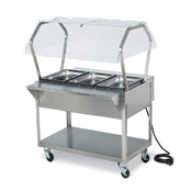Vollrath 38063 Servewell Buffet Breath Guard - Vollrath Mobile Serving Equipment