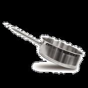 Vollrath Optio 6 Qt Stainless Steel Saute Pan - Vollrath Cookware