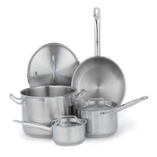 Vollrath 7 Piece Stainless Steel Cookware Set - Vollrath Cookware