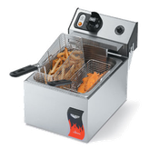 Vollrath 40706 Cayenne Countertop Fryer - Vollrath Countertop Cooking Equipment