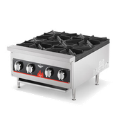 Vollrath 4-Burner Counter Top Gas Hot Plate - Vollrath Warming and Display Equipment