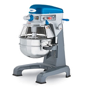 Vollrath 40757 Belt-Driven 20 qt Mixer w/Guard - Vollrath Food Prep Equipment
