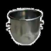 Vollrath 20 qt Mixer Stainless Steel Bowl - Vollrath Food Prep Equipment