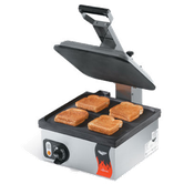 Vollrath Cayenne Non-Stick Flat Single Sandwich Press - Vollrath Countertop Cooking Equipment