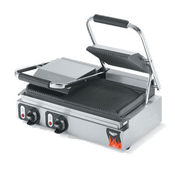 Vollrath 40795 Cayenne Double Italian Panini Grill, 220v - Vollrath Countertop Cooking Equipment