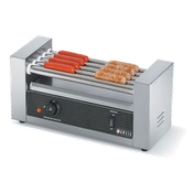 Vollrath 40820 5-Roller Hot Dog Roller Grill - Hot Dog Equipment and Supplies