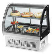 Vollrath 40843 Refrigerated Display Cabinet - Vollrath Warming and Display Equipment