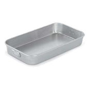 "Vollrath 23"" x 12-5/8"" x 2-3/4"" Roast Pan - Aluminum Roasting Pans"