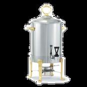Vollrath 46029 Classic Brass Coffee Urn - Vollrath Beverage Dispensers