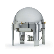 Vollrath 46070 New York Round Roll Top Chafer - Vollrath Chafers