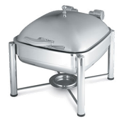 Vollrath 46113 Square Sell Sheet Chafer Stand - Vollrath Chafers