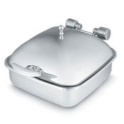 Vollrath 46132 Intrigue Square Sell Sheet Chafer Food Pan - Vollrath Chafers