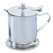 Vollrath 46205 Covered Creamer - Vollrath Tabletop Accessories