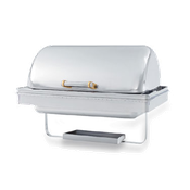 Vollrath 46258 New York Drop-In Retractable Dripless Chafer - Vollrath Chafers