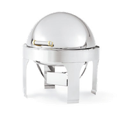 Vollrath 46265 New York Round Dripless Chafer - Vollrath Chafers