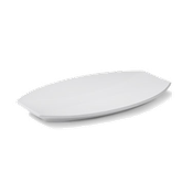 Vollrath 46292 Medium Melamine Platter - Vollrath Servingware
