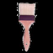 Vollrath 463 Flat Boar Bristle Pastry Brush - Vollrath Baking Pans