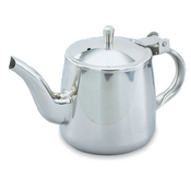 Vollrath 46310 Gooseneck Teapot - Coffee Carafes and Servers