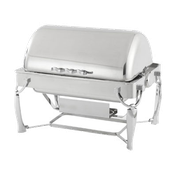 Vollrath 4634010 Rectangle Chafer Dripless Water Pan Buffet Service - Vollrath Chafers