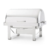 Vollrath Avenger Rectangular 9.0 qt Chafer - Catering Supplies