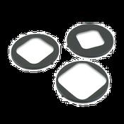 Vollrath 46546 Medium Square Adaptor Plate - Vollrath Steam Table Pans