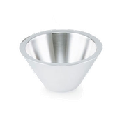 Vollrath 46575 Double Wall Conical Bowl - Vollrath Servingware