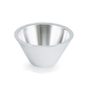 Vollrath 46576 Double Wall Conical Bowl - Vollrath Servingware