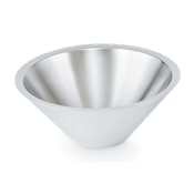 Vollrath 46578 Double Wall Conical Bowl - Vollrath Servingware