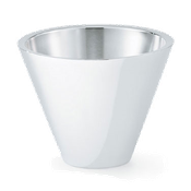 Vollrath 46579 Double Wall Conical Bowl - Vollrath Servingware