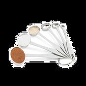 Vollrath 46588 Measuring Spoon Set - Vollrath Kitchen Prep Utensils