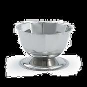 Vollrath 46701 Paneled Sherbet Bowl - Vollrath Dinnerware