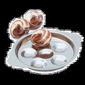 Vollrath 46746 Snail Plate - Vollrath Dinnerware