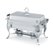 Vollrath 46880 Royal Crest Oblong Chafer - Vollrath Chafers