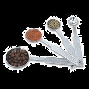Vollrath 47118 Measuring Spoon Set - Vollrath Kitchen Prep Utensils