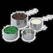 Vollrath 47119 Measuring Cup Set - Vollrath Kitchen Prep Utensils